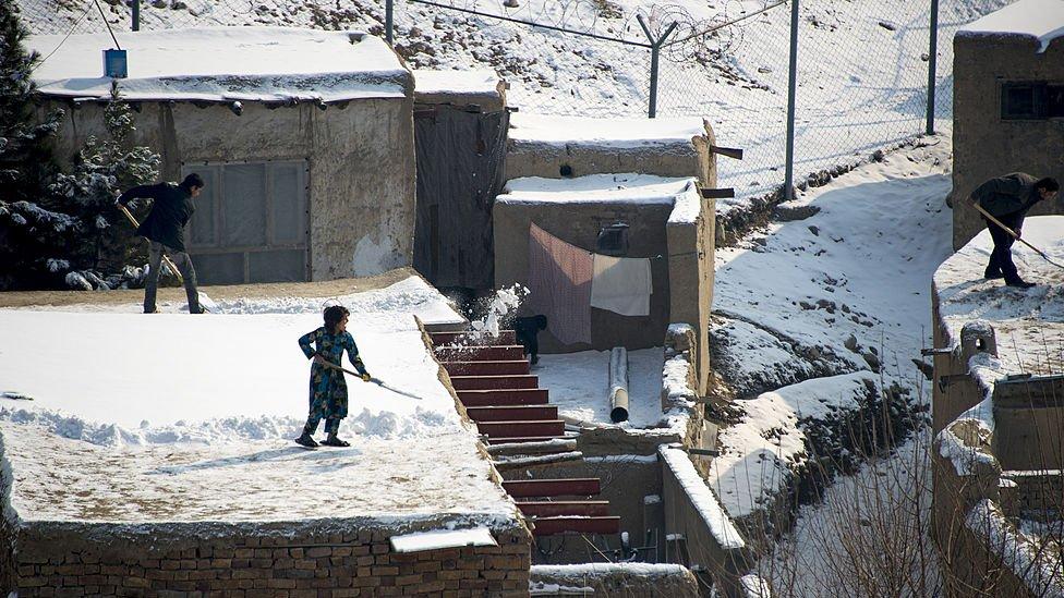 کابل گھر