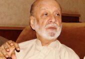 بلوچستان کے پہلے وزیر اعلیٰ سردار عطا اللّٰہ مینگل انتقال کرگئے
