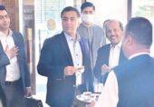 سیرینا ہوٹل کابل میں رونمائی کا کوئی سبب تو ہو گا