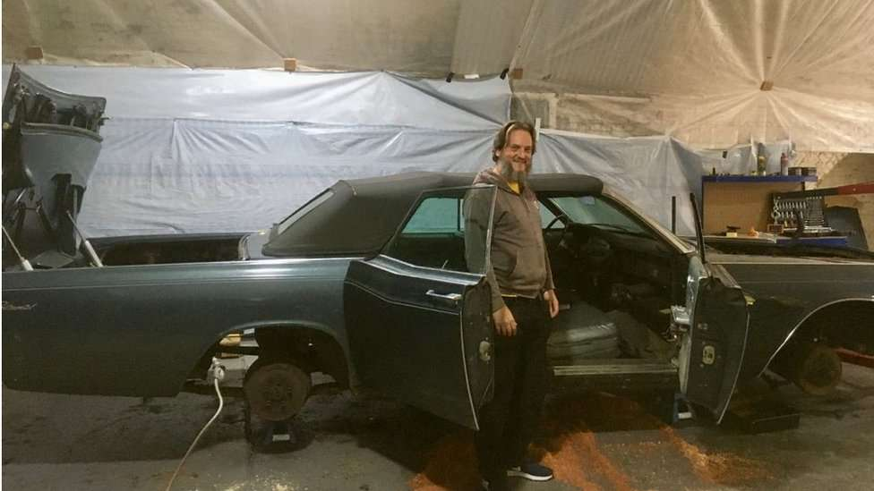Matthew Quitter and the Lincoln Continental