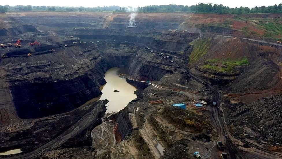کوئلے کی صنعت