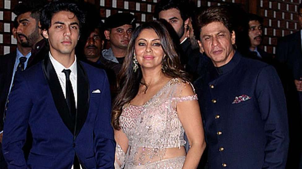 آرین خان، شاہ رخ خان، گوری خان