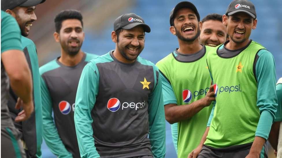 سرفراز حسن اور پاکستانی کھلاڑی