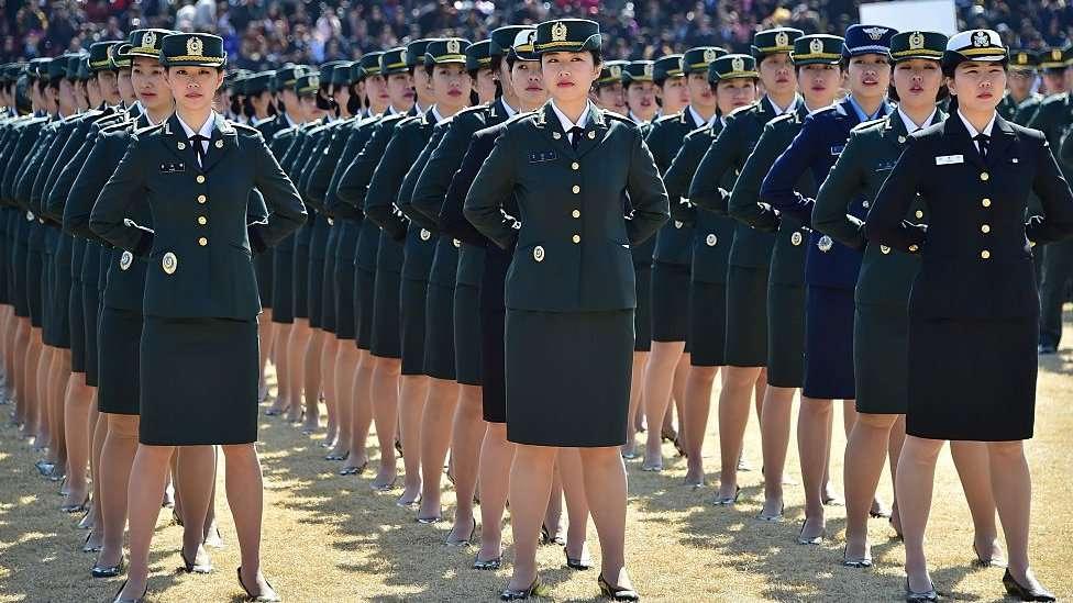 جنوبی کوریا کی فوج