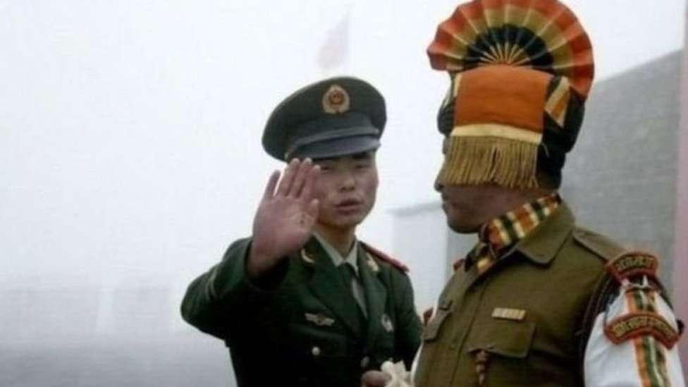 انڈیا، چین