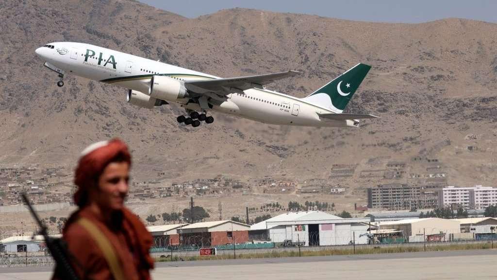 کابل ایئرپورٹ